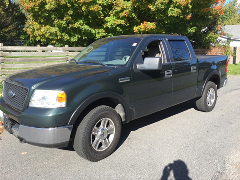 2005 Ford F-150 for sale in Wyoming, MI