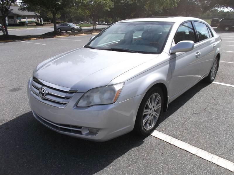 2006 toyota avalon limited 4dr sedan in charlotte nc. Black Bedroom Furniture Sets. Home Design Ideas