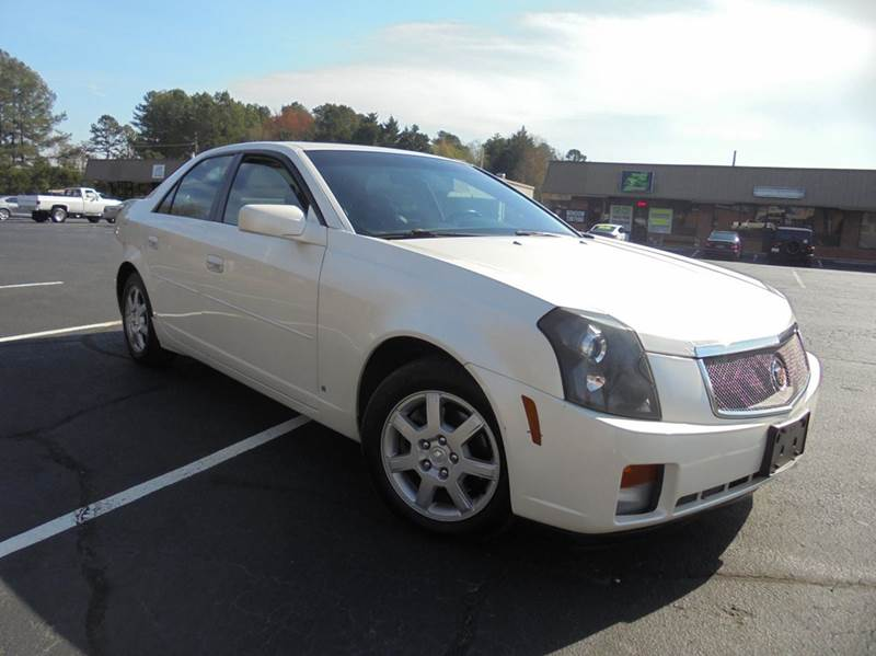 2006 cadillac cts 4dr sedan w 2 8l in charlotte nc turn. Black Bedroom Furniture Sets. Home Design Ideas