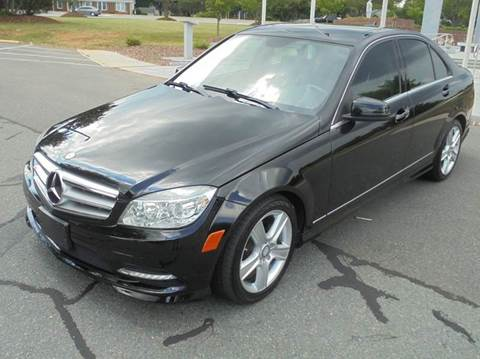 2011 Mercedes-Benz C-Class for sale in Mint Hill, NC