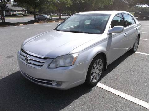 2006 toyota avalon for sale in north carolina. Black Bedroom Furniture Sets. Home Design Ideas