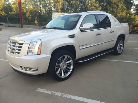 2008 cadillac escalade ext for sale. Black Bedroom Furniture Sets. Home Design Ideas