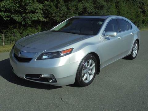 2012 Acura TL for sale in Mint Hill, NC
