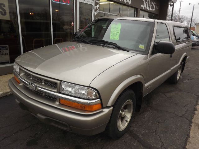 1999 Chevrolet S-10