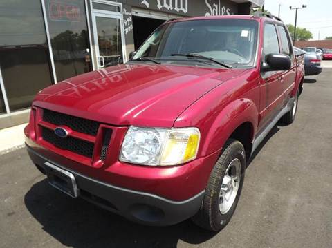 2004 Ford Explorer Sport Trac for sale in Eastlake, OH