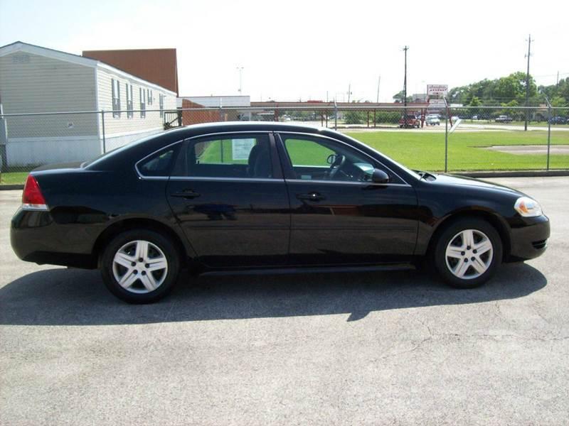 2010 Chevrolet Impala LS 4dr Sedan - Baytown TX