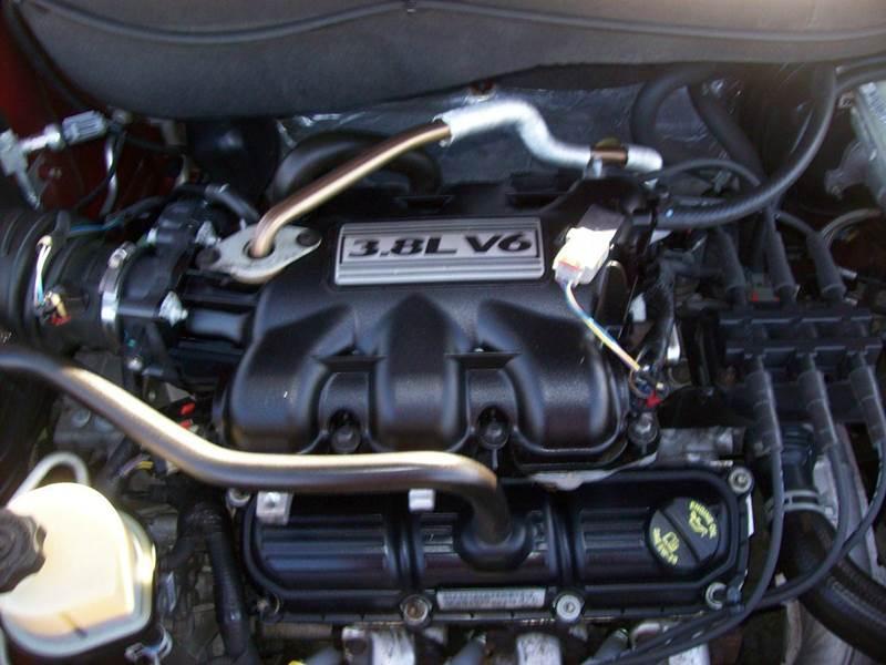 2008 Chrysler Pacifica LX 4dr Wagon - Baytown TX