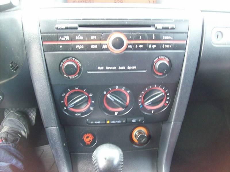 2006 Mazda MAZDA3 s 4dr Sedan - Baytown TX