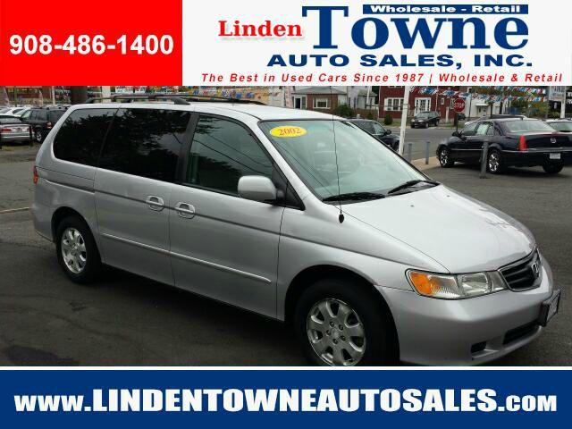 2002 Honda Odyssey for sale in LINDEN NJ