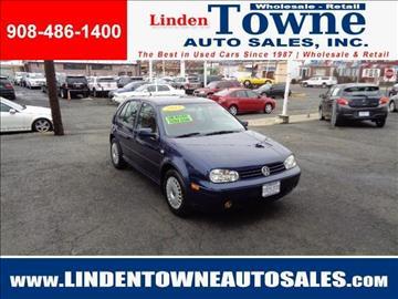2004 Volkswagen Golf for sale in Linden, NJ