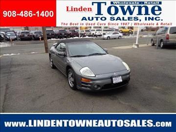 2003 Mitsubishi Eclipse Spyder for sale in Linden, NJ