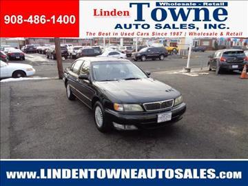 1997 Infiniti I30 for sale in Linden, NJ