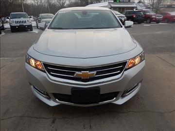 Lindsay Chevrolet Lebanon Mo >> 2016 Chevrolet Impala For Sale - Carsforsale.com