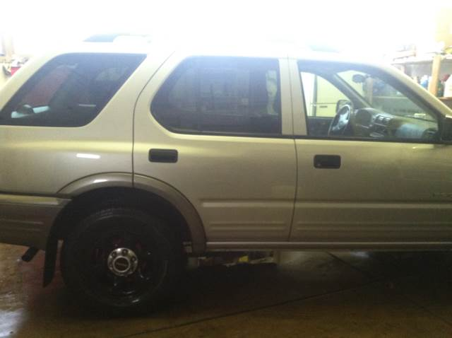 Isuzu rodeo for sale in illinois for Kenny motors morris il