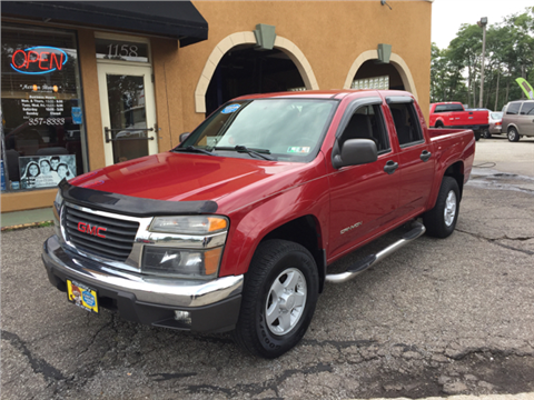 2004 GMC Canyon for sale in Painesville, OH