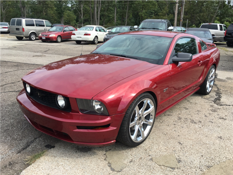 2006 ford mustang for sale ohio. Black Bedroom Furniture Sets. Home Design Ideas