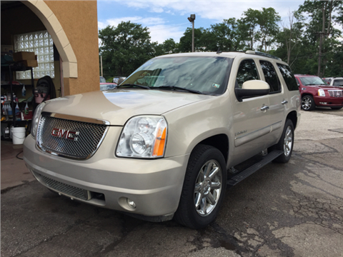 2008 GMC Yukon for sale in Painesville, OH