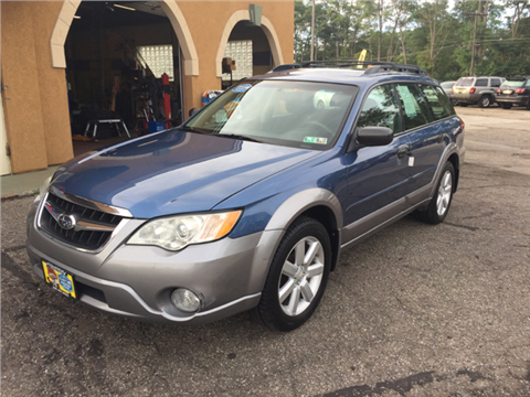 2008 Subaru Outback for sale in Painesville, OH