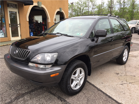 2000 Lexus RX 300 for sale in Painesville, OH