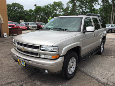 2005 Chevrolet Tahoe for sale in Painesville, OH
