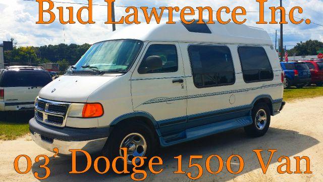 2003 Dodge Ram Cargo
