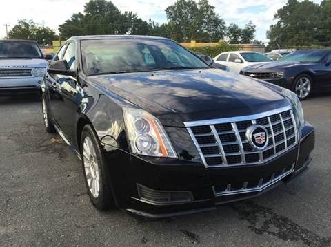 2012 Cadillac Cts For Sale North Carolina Carsforsale Com