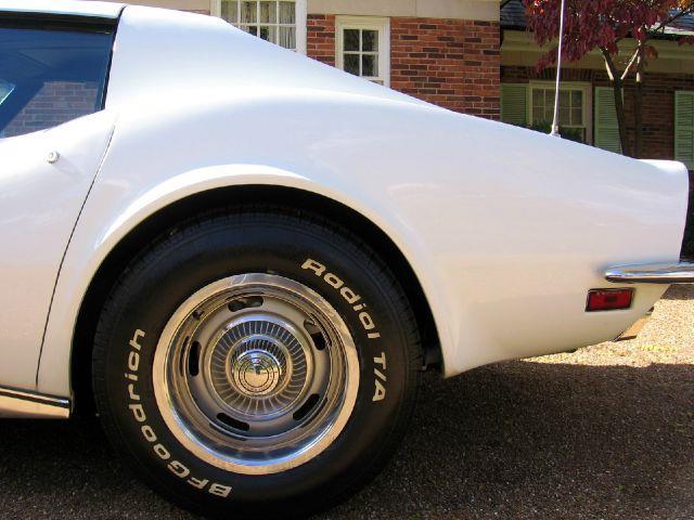 1972 Chevrolet Corvette Frame-Off Restoration - St. Louis MO