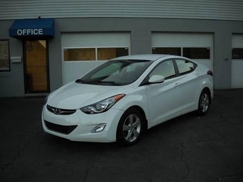 2013 Hyundai Elantra for sale in Johnston, RI