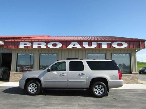 Gmc yukon xl for sale iowa for Richardson motors dubuque iowa