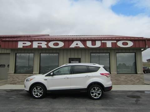 2014 Ford Escape for sale in Carroll, IA