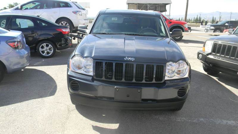 2007 jeep grand cherokee laredo 4dr suv in el paso tx auto credit. Cars Review. Best American Auto & Cars Review