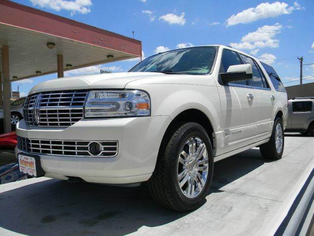 2007 lincoln navigator luxury luxury 4dr suv in el paso tx. Black Bedroom Furniture Sets. Home Design Ideas