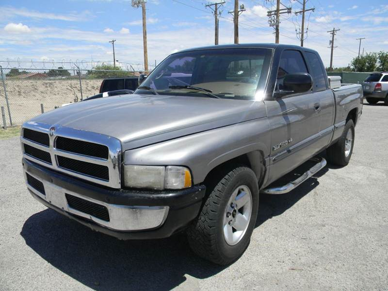 1998 dodge ram pickup 1500 laramie slt 4dr extended cab lb in el paso tx auto credit. Black Bedroom Furniture Sets. Home Design Ideas