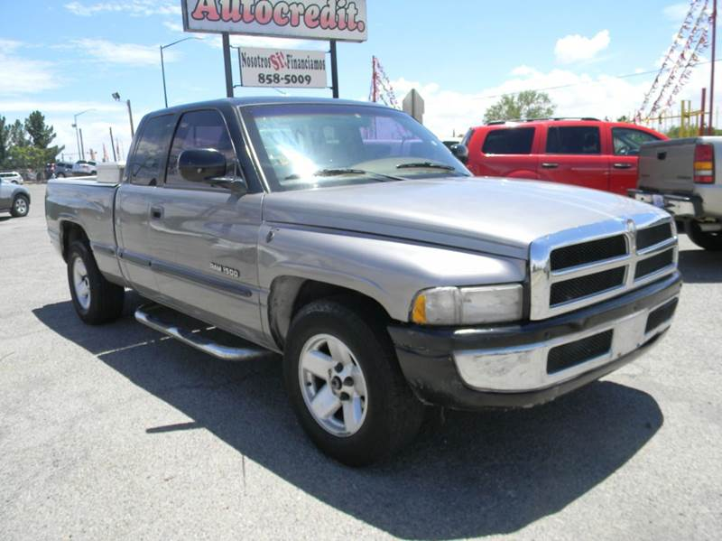 1998 dodge ram pickup 1500 laramie slt 4dr extended cab lb. Black Bedroom Furniture Sets. Home Design Ideas