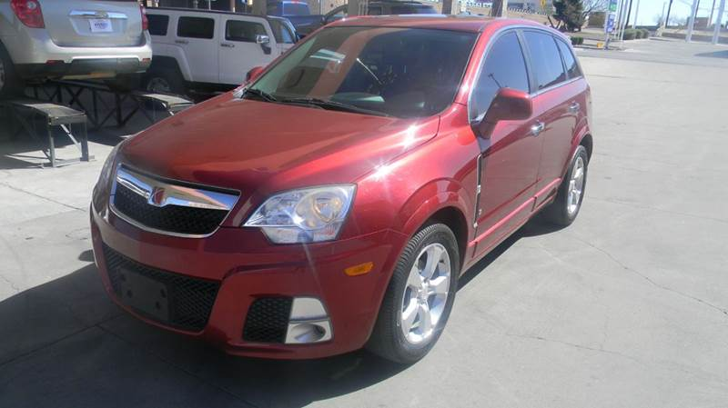 2009 saturn vue red line 4dr suv in el paso tx auto credit. Black Bedroom Furniture Sets. Home Design Ideas
