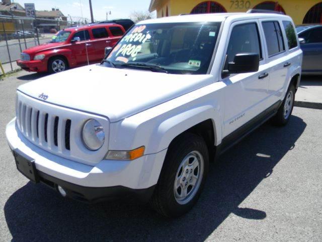 El Paso Jeep Dealerships >> 2011 Jeep Patriot Latitude 4dr SUV In El Paso Las Cruces Sierra Blanca Auto Credit