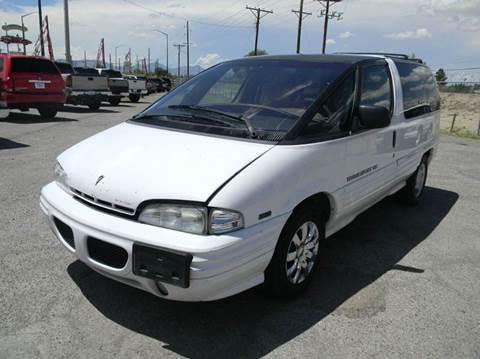 1995 Pontiac Trans Sport for sale in El Paso, TX