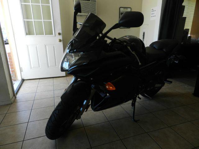 2009 Yamaha FZ6R