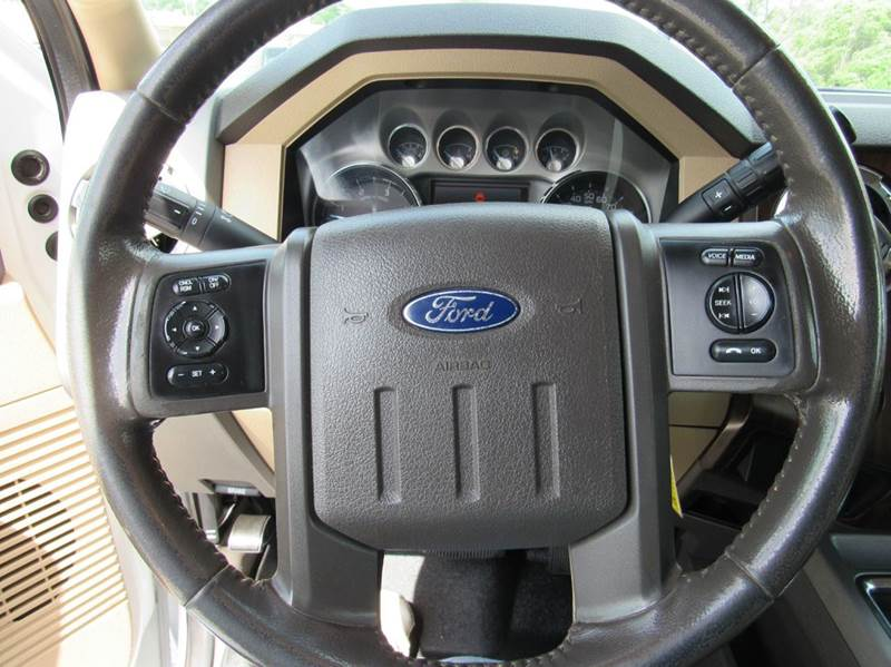2012 Ford F-250 Super Duty 4x4 Lariat 4dr Crew Cab 6.8 ft. SB Pickup - Joplin MO