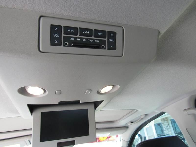 2012 Nissan Titan 4x4 SL 4dr Crew Cab SWB Pickup - Joplin MO