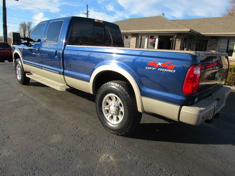 2008 ford f 250 super duty lariat 4dr crew cab 4wd lb in joplin mo d j auto sales. Black Bedroom Furniture Sets. Home Design Ideas