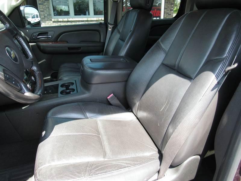 2008 Chevrolet Silverado 1500 4WD LTZ 4dr Crew Cab 5.8 ft. SB - Joplin MO
