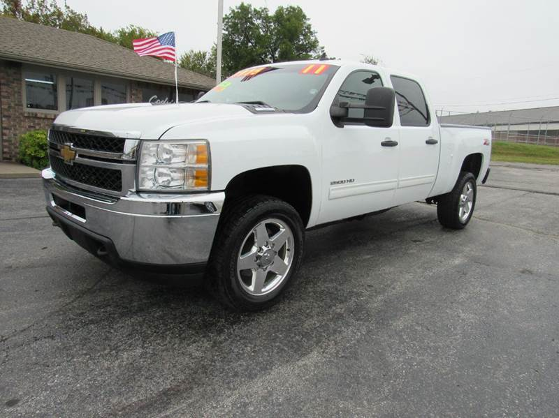2011 chevrolet silverado 2500hd 4x4 lt 4dr crew cab sb in joplin mo d j auto sales. Black Bedroom Furniture Sets. Home Design Ideas