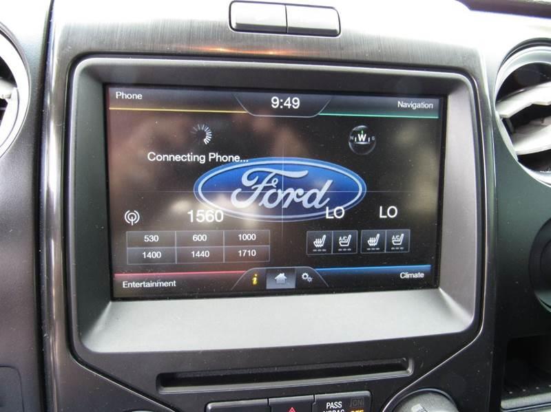 2014 Ford F-150 4x4 FX4 4dr SuperCrew Styleside 5.5 ft. SB - Joplin MO