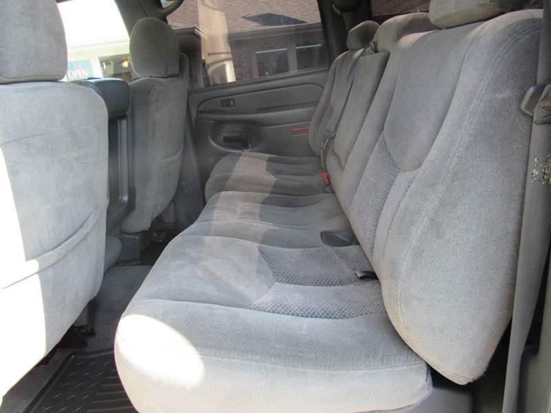 2007 Chevrolet Silverado 2500HD Classic LT1 4dr Crew Cab 4WD SB - Joplin MO