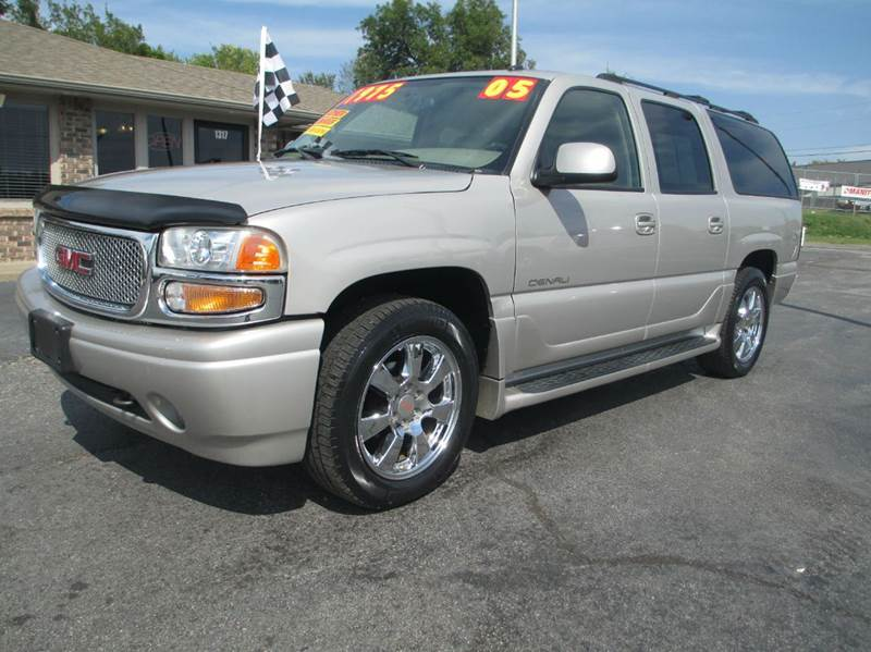 2005 gmc yukon xl denali awd 4dr suv in joplin mo d j auto sales. Black Bedroom Furniture Sets. Home Design Ideas