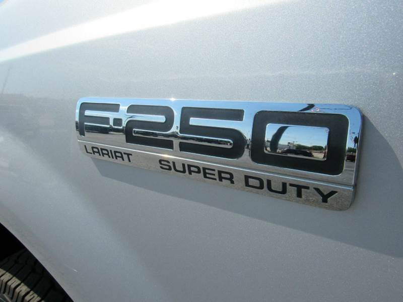 2007 Ford F-250 Super Duty Lariat 4dr Crew Cab 4WD SB - Joplin MO