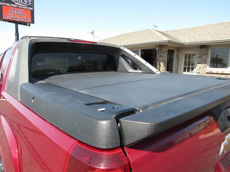 2007 Chevrolet Avalanche LT 1500 4dr Crew Cab 4WD SB - Joplin MO