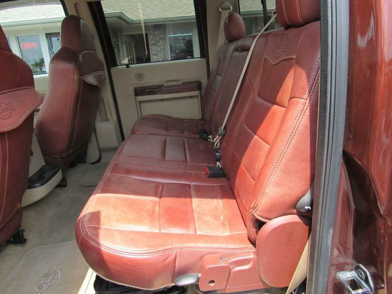 2008 Ford F-250 Super Duty Lariat 4dr Crew Cab 4WD SB - Joplin MO