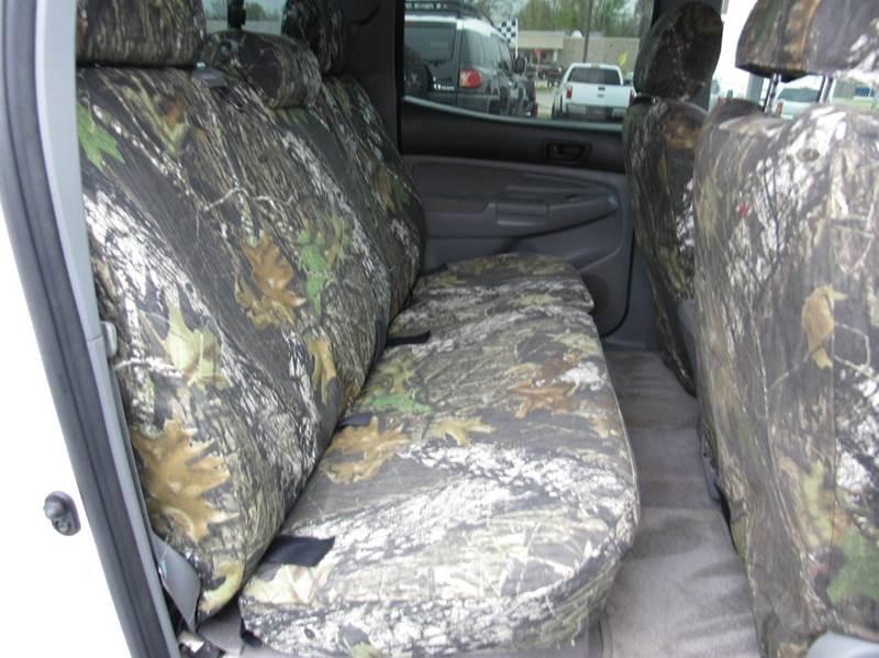 2007 Toyota Tacoma V6 4dr Double Cab 4WD 5.0 ft. SB (4L V6 5A) - Joplin MO